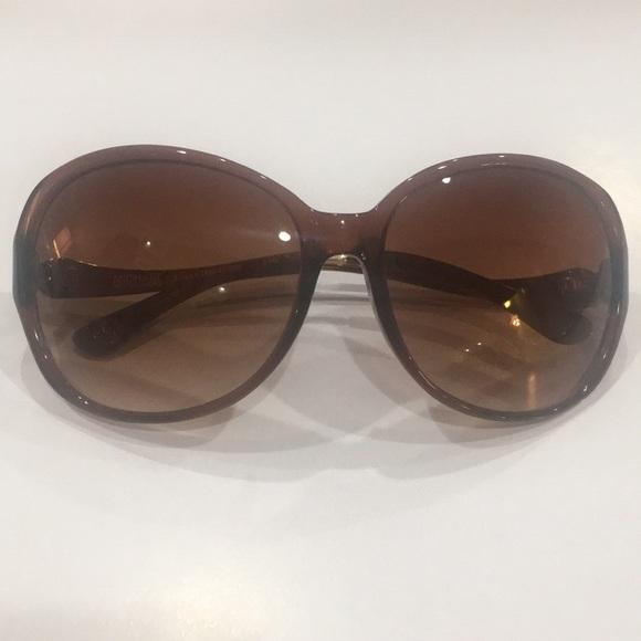 e4249fbcc8 Michael Kors Drake Round Brown Sunglasses. M 5a385e7250687c1b0c001bae.  Other Accessories ...